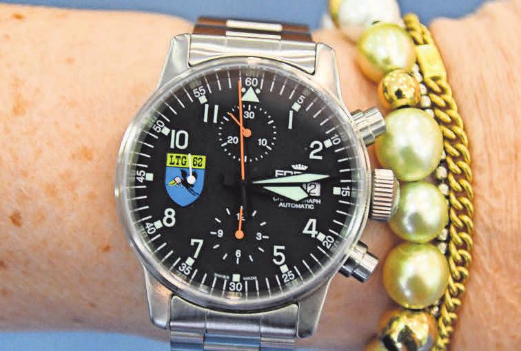 Juwelier Rüther hat noch wenige Zeitmesser seiner LTG-62-Sonderedition sowie außergewöhnliche Kollektionen.