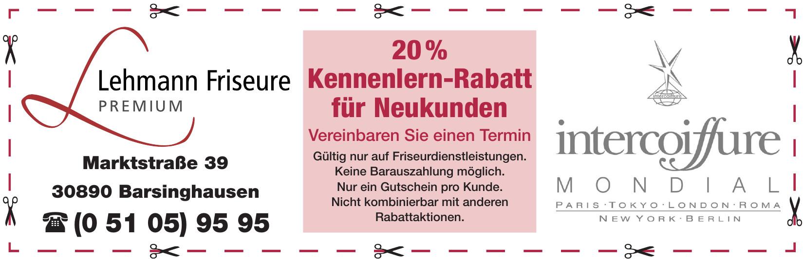 Lehman Friseure Premium