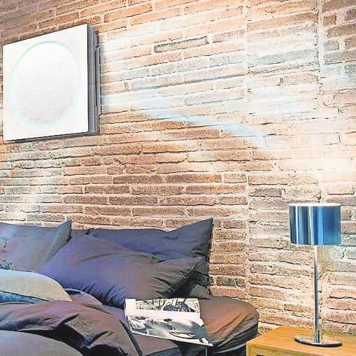 Klimaanlagen von SHS Budde sorgen für gesunde Luft – auch für Allergiker. Foto: Schöner Wohnen