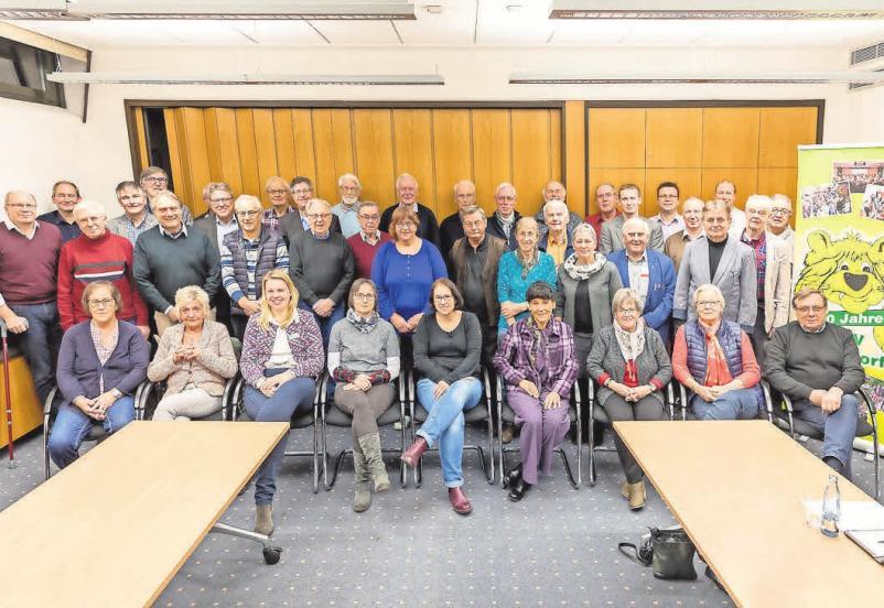 Der VVV-Veranstaltungsausschuss plant immer im Januar die Veranstaltungen des laufenden Jahres voraus.
